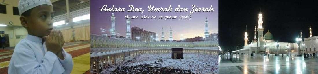 """Panduan Umrah for """"Dummy"""""""
